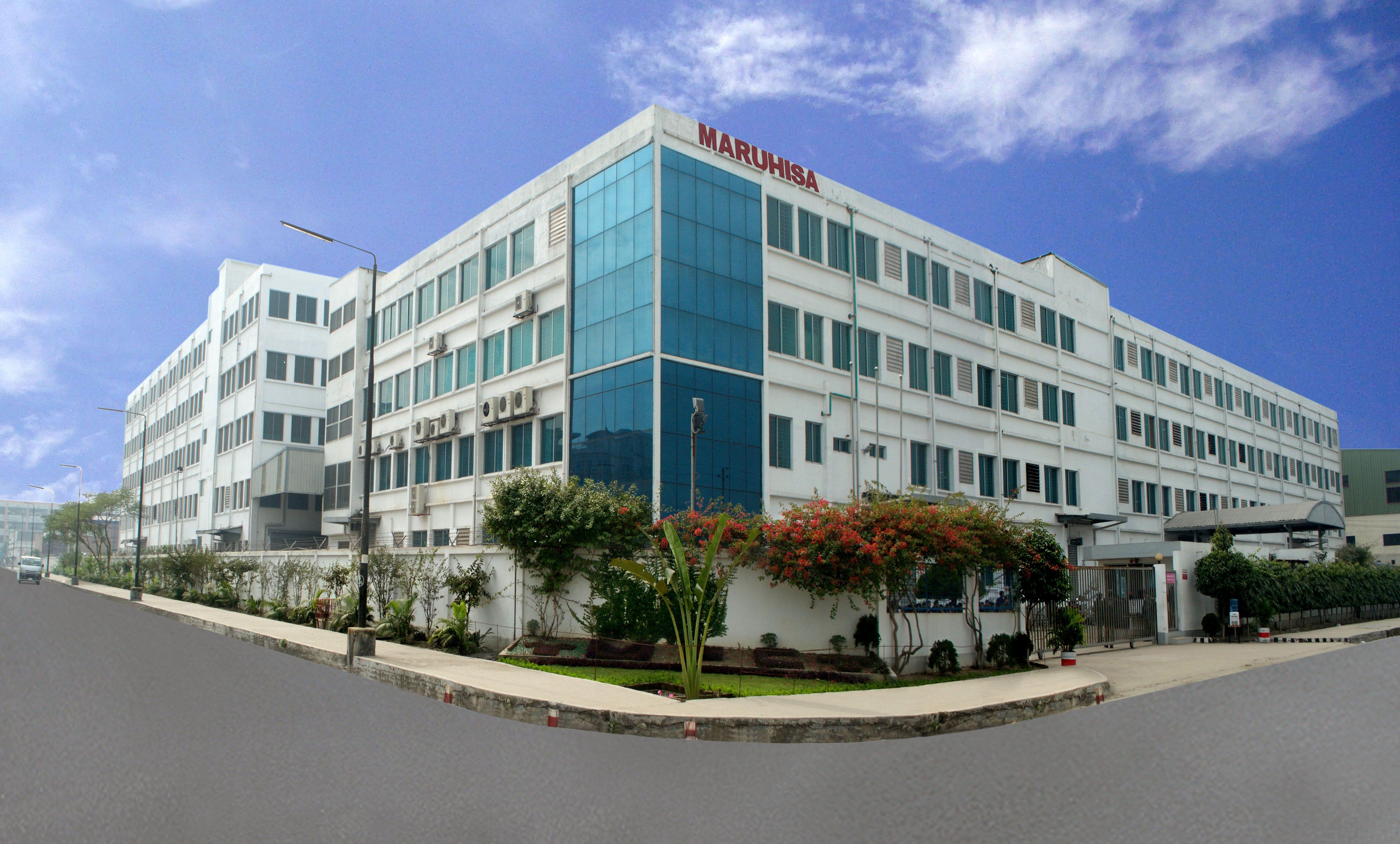 MARUHISA PACIFIC CO ,LTD  Adamjee Export Processing Zone
